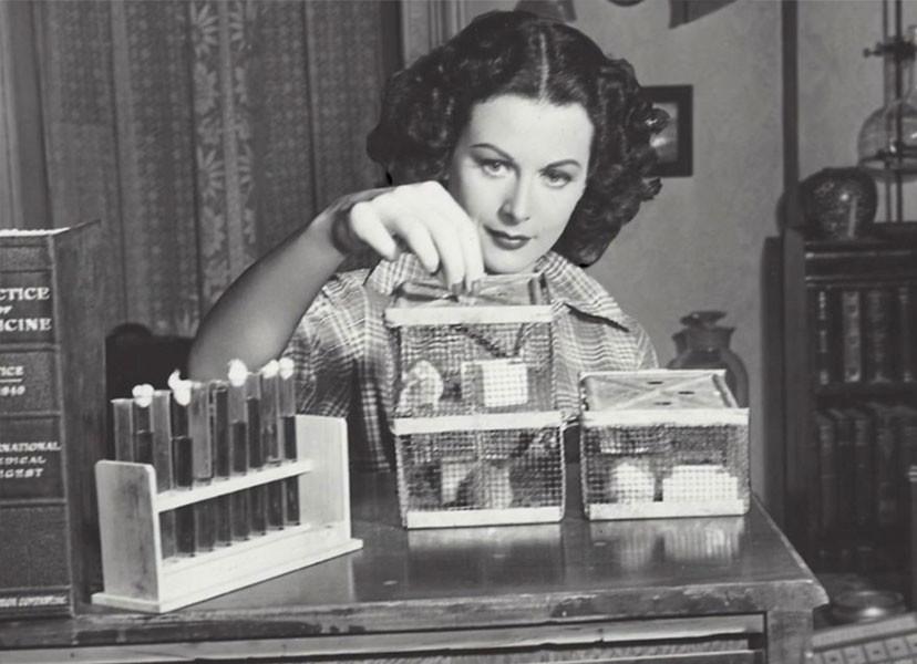 Mulheres poderosas: Heddy Lamarr, a mulher por trás do wireless