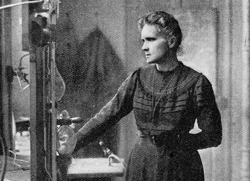 Mulheres Poderosas: Marie Curie, primeira mulher na história a ganhar um Prêmio Nobel