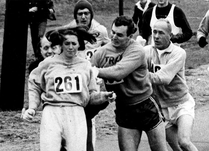 Mulheres Poderosas: Kathrine Switzer, primeira mulher a correr a Maratona de Boston