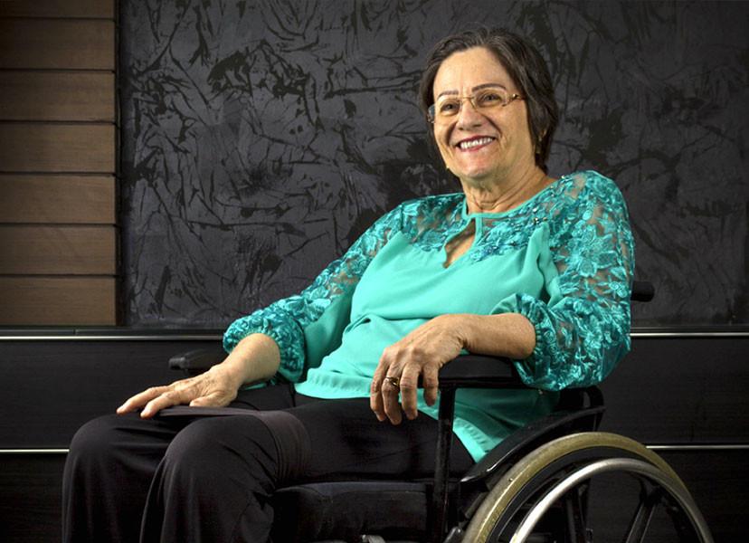 Mulheres Poderosas: Maria da Penha, a mulher por trás da lei que protege a mulher contra a violência doméstica