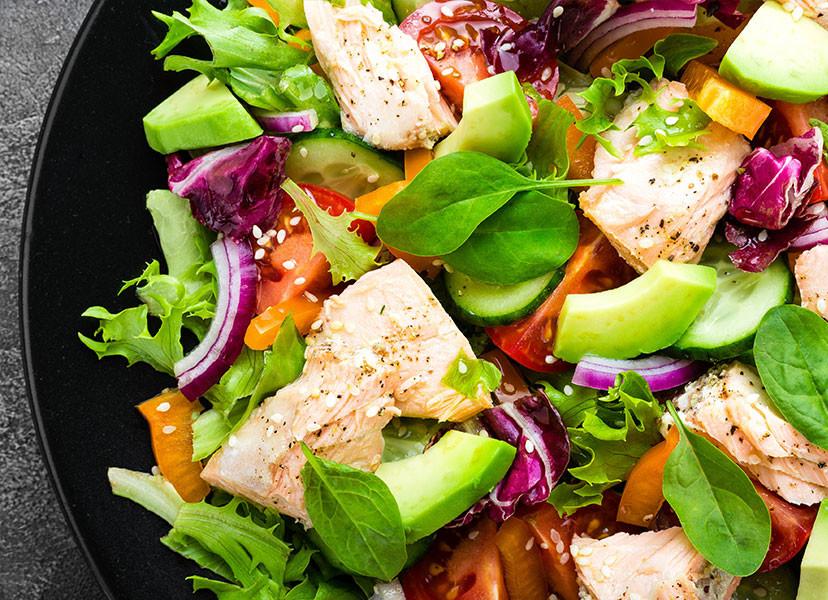 Mente Saudável: Tenha uma Alimentação Saudável