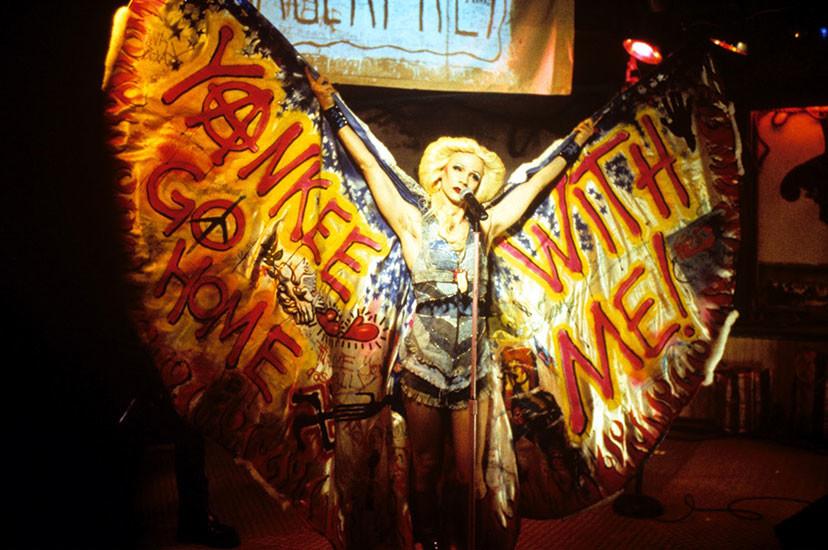 Filmes e Séries sobre Trangêneros: Hedwig