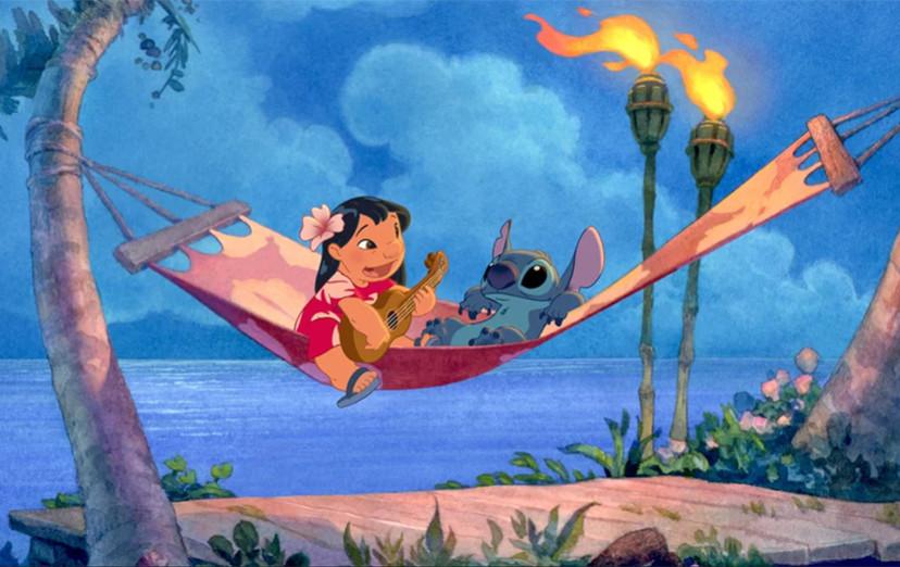 Filmes infantis sobre diversidade: Lilo & Stitch