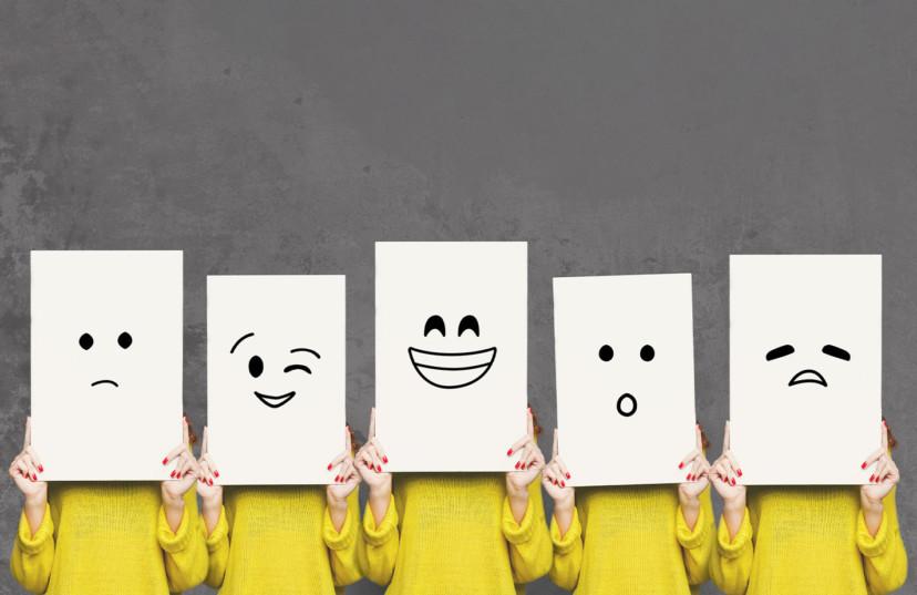 Positividade Tóxica nas redes sociais