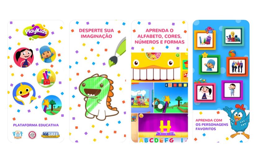 Aplicativos para Crianças